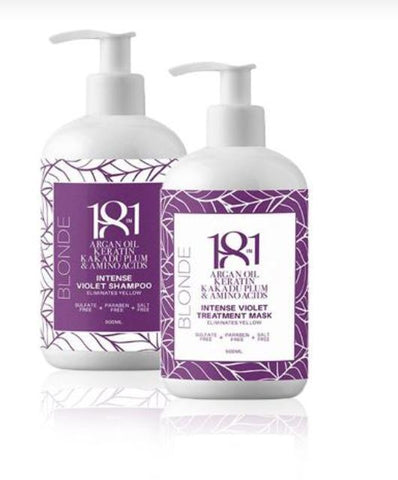 The 18 in 1 Blonde Intense is one of our top-rated hair care products for your Minque hair extensions.