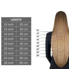 Weft Hair Extensions | Payment plans hair extensions