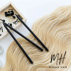 Clip In Hair Extensions | Types of Hair Extensions