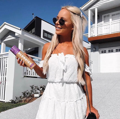 platinum blonde halo hair extensions available online | halo hair extensions | blonde hair extensions | allie auton hair extensions