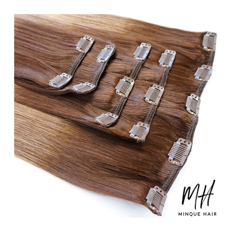 Minque Clip In Hair Extensions | Afterpay For Clip in Extensions