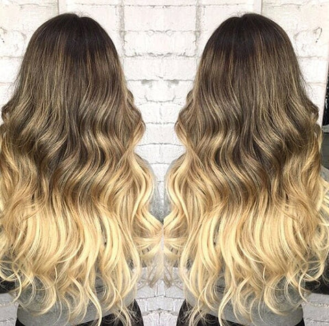 balayage tape hair extensions australia