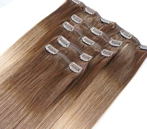 Minque Clip In Hair Extensions