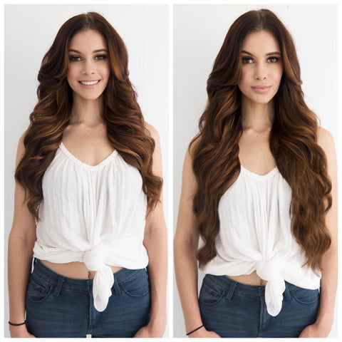 Hair Inspiration | Hair Extensions Afterpay Payment Plan