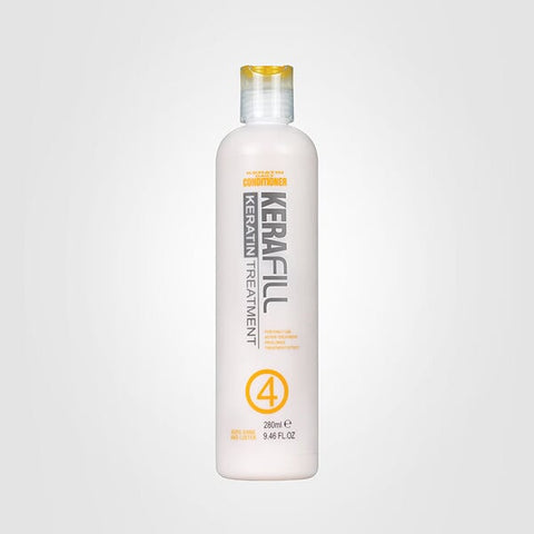 Kerafill conditioner is one of the products worth buying for your Minque hair extensions.