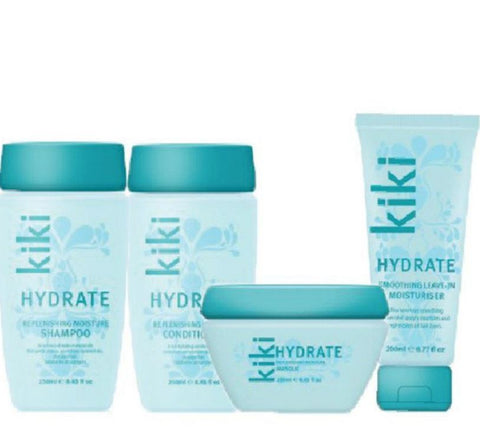 The Kiki Hydrate Range is one of the must-buy products for your Minque hair extensions.