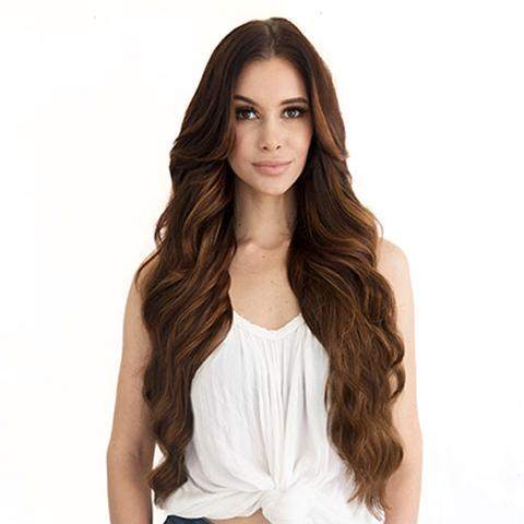 weft hair extensions australia