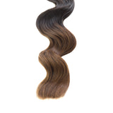 brownie points #1b/4 tape hair extensions 4 remi human hair minque hair extensions
