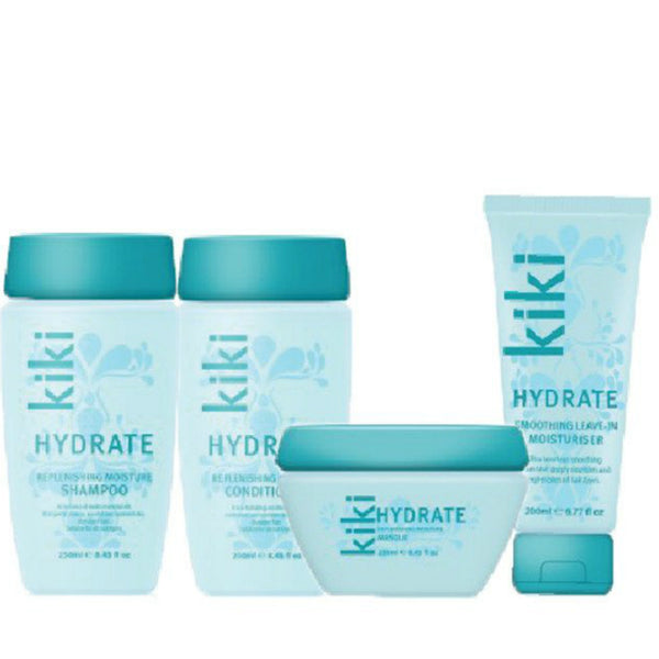 Hydrate Hair Extensions Hair Care Series Pack