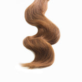 golden brown #6 tape hair extensions 4 remi human hair minque hair extensions