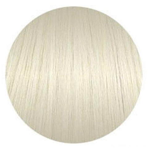 Platinum Blonde Weft Hair Extensions 20-inch