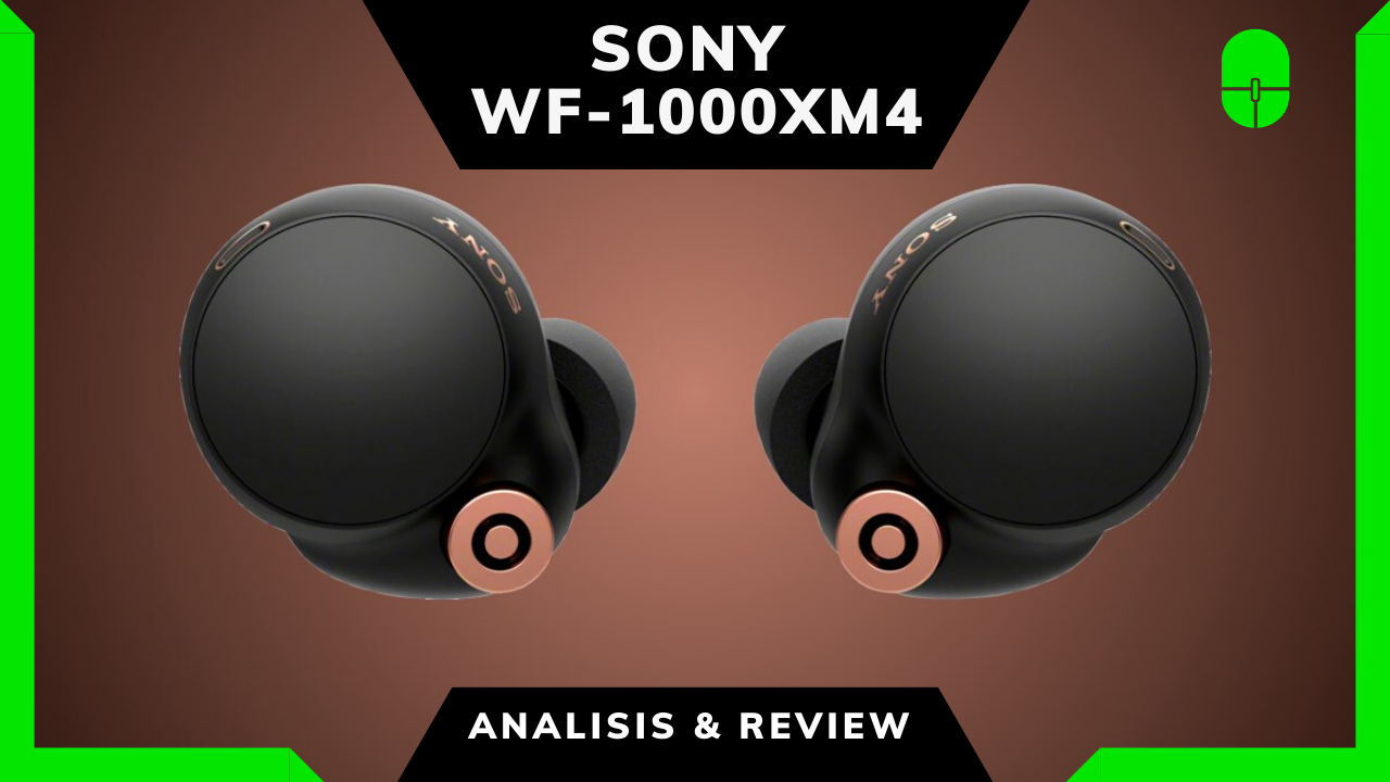 Auriculares Sony WF-1000XM4 Review
