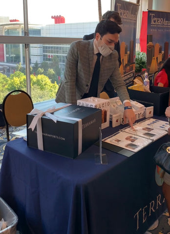 TerraMar Imports at the 2021 Hispanic Chamber of Commerce Annual Luncheon and Business Expo