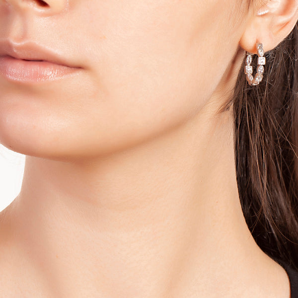 Sole du Soleil Petunia Women Earrings - SDS10747EO