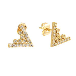Sole du Soleil Lupine Women Earrings - SDS10738EO