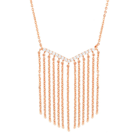 Sole du Soleil Lily Women Necklace - SDS20207NO