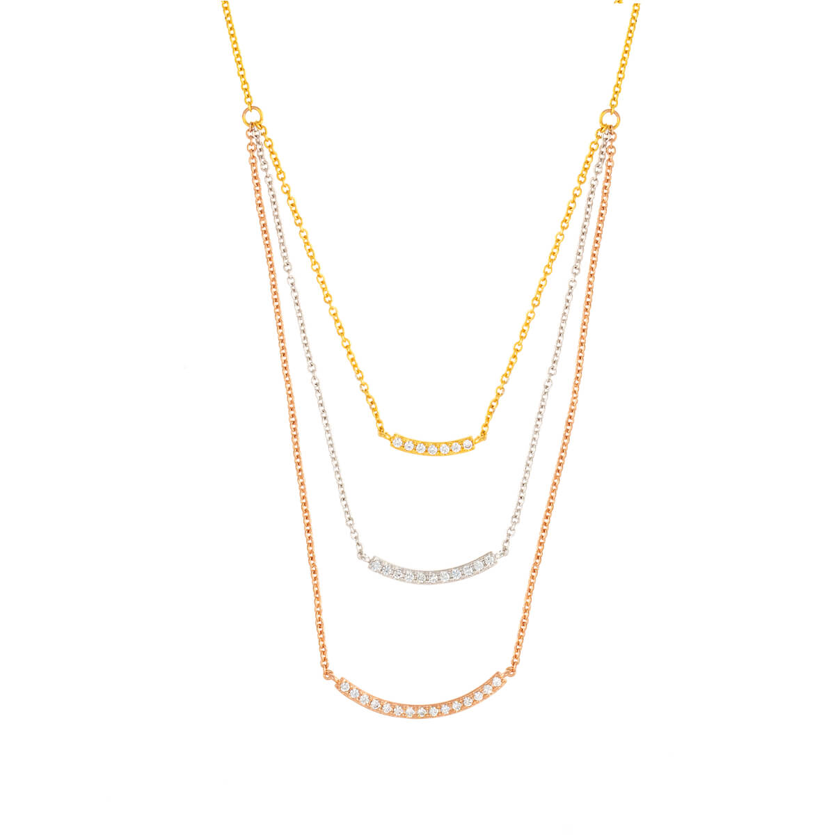 Sole du Soleil Lily Women Necklace - SDS10788NO
