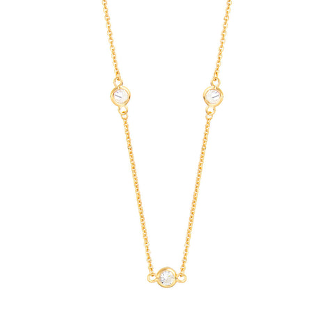 Sole du Soleil Marigold Women Necklace - SDS20221NO
