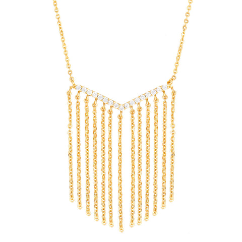 Sole du Soleil Lily Women Necklace - SDS20206NO