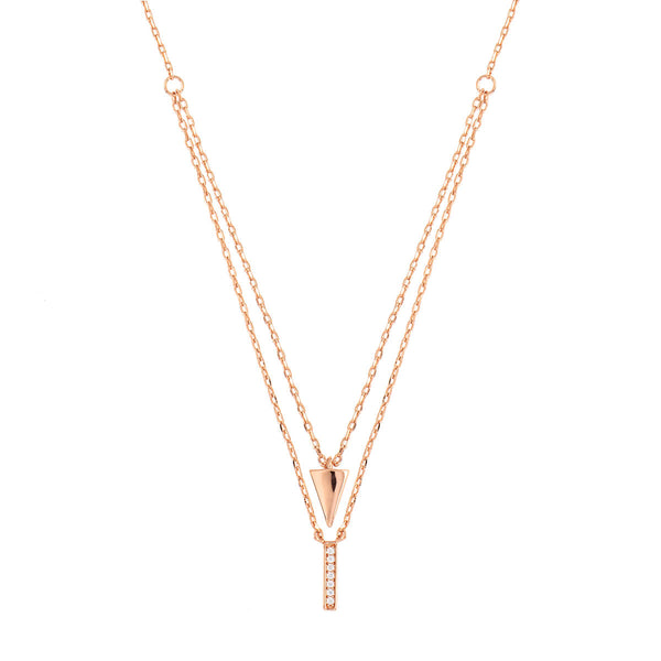 Sole du Soleil Lupine Women Necklace - SDS10811NO