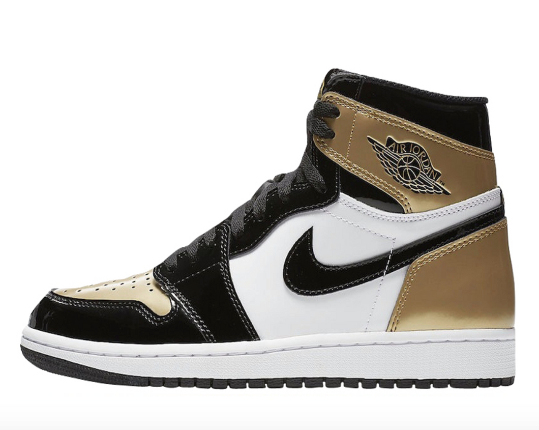 JORDAN 1 RETRO HIGH OG GOLD TOE