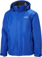 Helly-Hansen Jr Waterproof Seven J Rain Jacket - jackets247.com