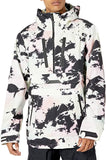 Volcom Men's Brighton Pullover Anarok Hooded Snowboard Jacket - jackets247.com