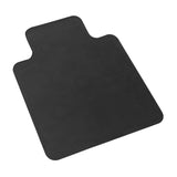 Chair Mat Carpet Hard Floor Protectors Home Office Room Computer Work PVC Mats No Pin Black