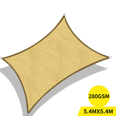 Outdoor Awning Cloth Sun Shades Sail Shelter Covers Tent Canopy UV Protection