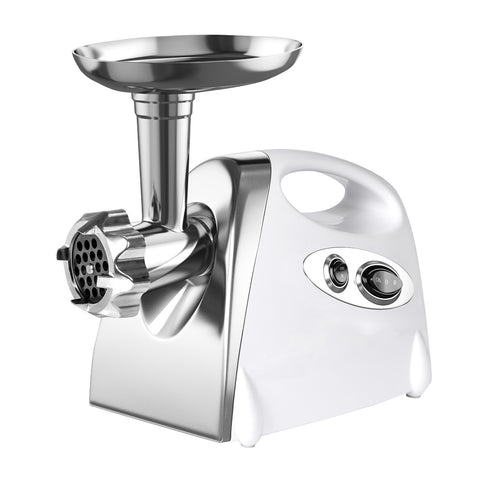 2800W Electric Meat Grinder Mincer Sausage Filler Kibbe Maker Stuffer Kitchen White