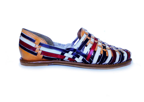 Colourful Handcrafted Shoes