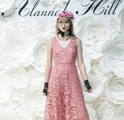 irockjewellery alannah hill runway 2016 melbourne spring fashion week