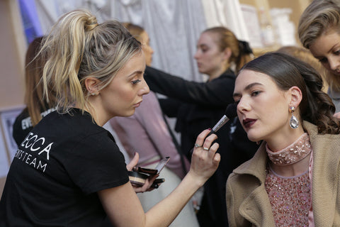 irockjewellery alannah hill runway 2016 melbourne spring fashion week backstage