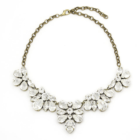 Statement Crystal Necklace
