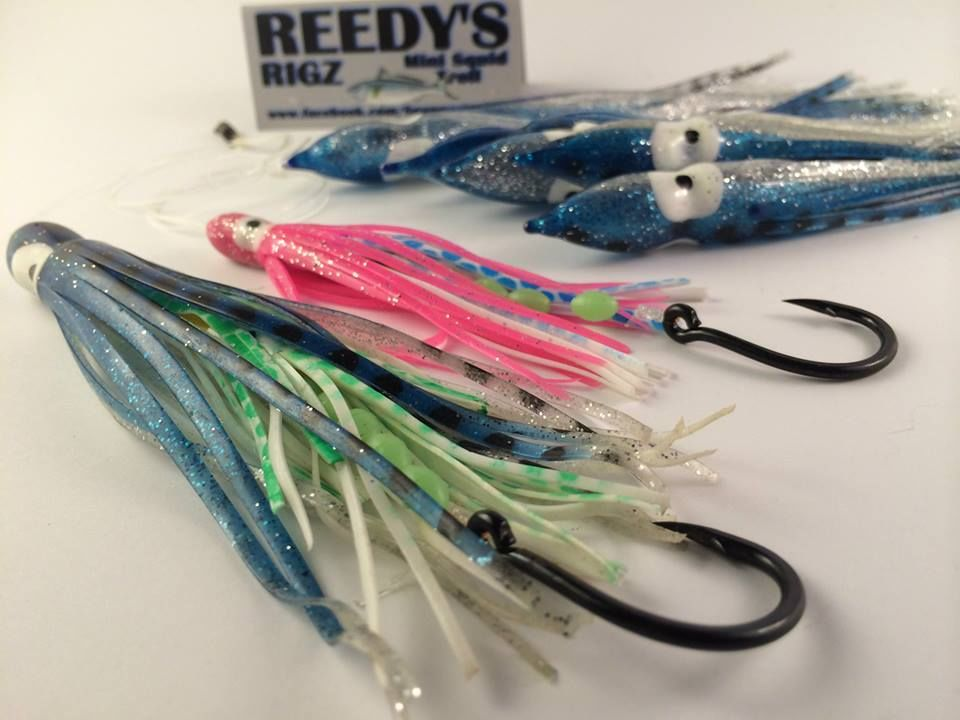 10 snapper rig flasher bait paternoster lure jig fishing 6 for Jig fishing lure