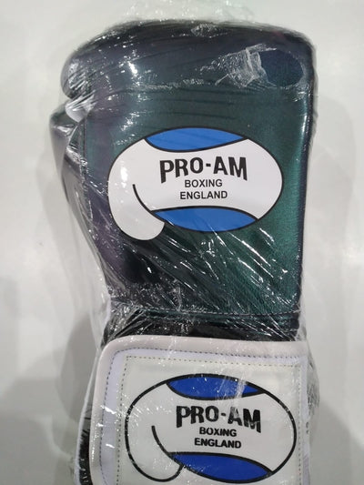 Pro Am Mexican & Campeon - Boxing Velcro Gloves