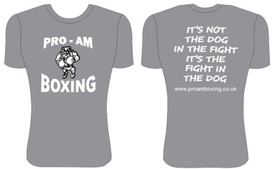 Pro Am - It's Not The Dog T- Shirt