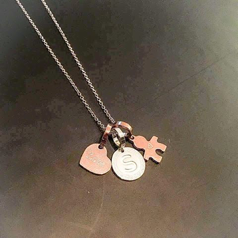 Build Your Own Double Charm Necklace