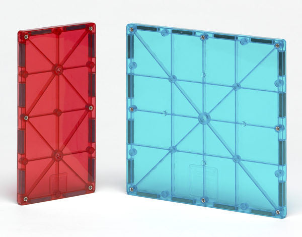Magna-Tiles Rectangles 8 Piece Expansion Set