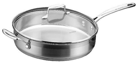 Scanpan Impact Covered Saute Pan with Lid