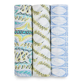 aden + anais 3 Pack Bamboo Swaddles