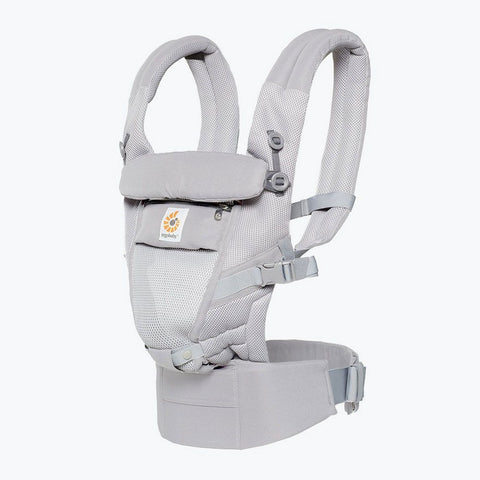 Adapt Baby Carrier Cool Air Mesh – Pearl Grey