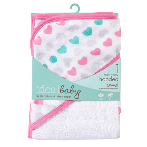Ideal Baby Hooded Towel