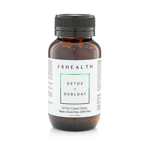 JSHealth Detox + Debloat Vitamins