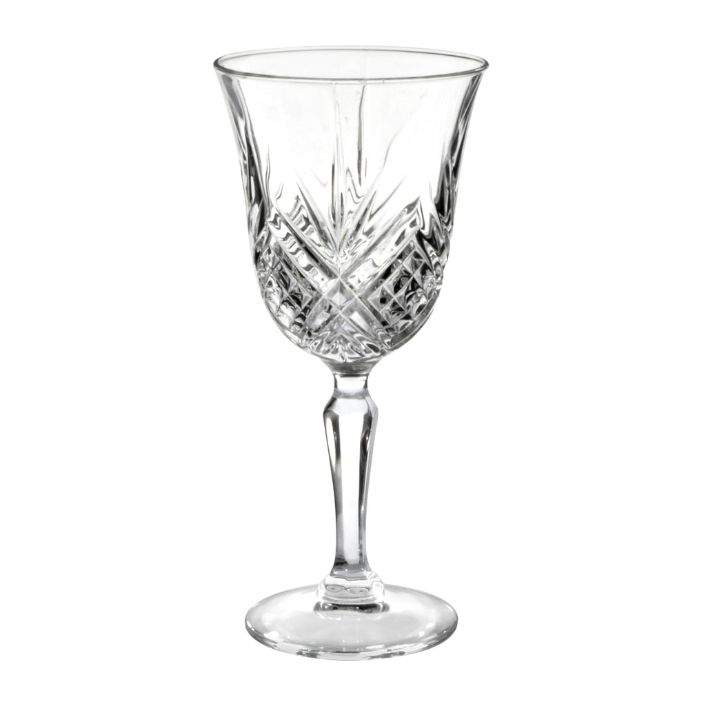 Cristal D'Arques Masq Wine Glasses - set of 6