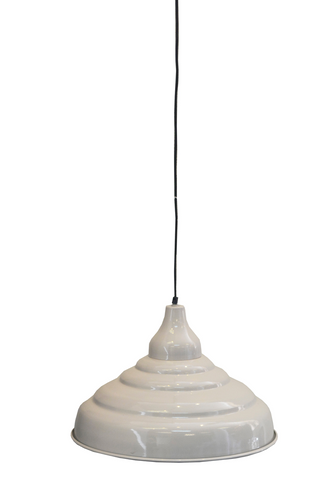 Light Grey Hanging Ceiling Light