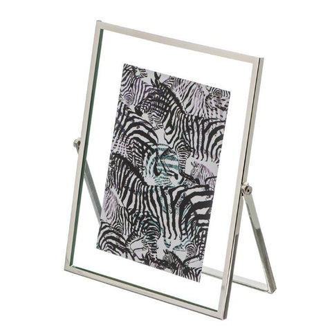 Cara Mia Glass & Metal Photo Frame