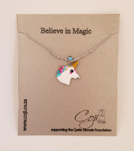 Coji Kids Unicorn Necklace
