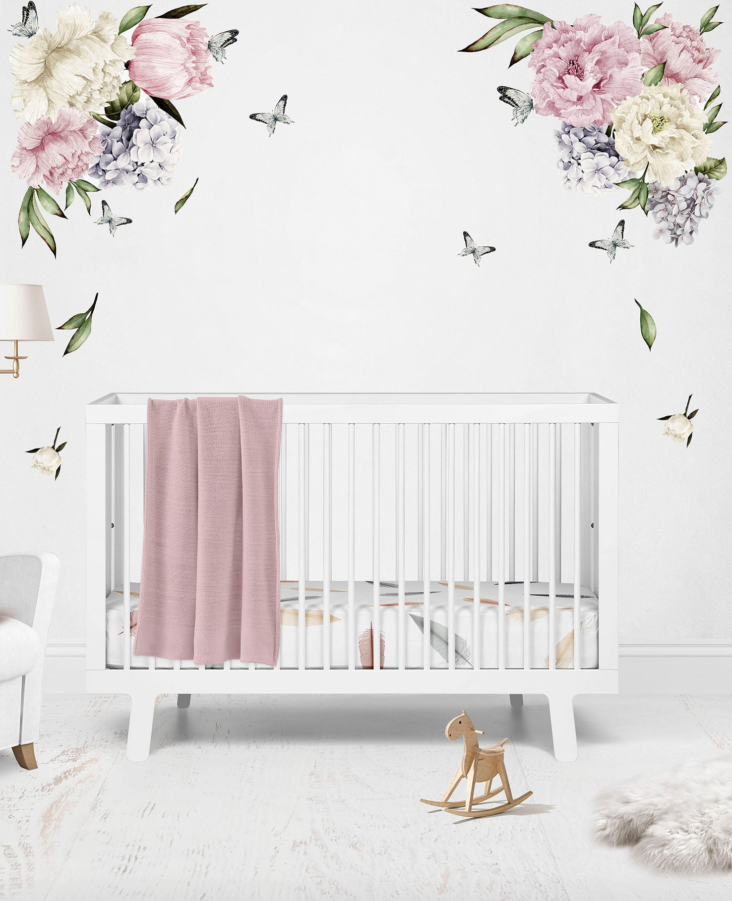 Wall Decals Peony Paradise Wall Decal For Sale In Johannesburg Id