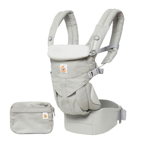 Omni 360 Baby Carrier – Pearl Grey